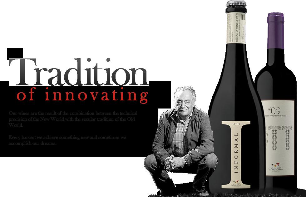 Tradição de inovar -